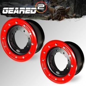 Yamaha Raptor 350 Beadlock wheels