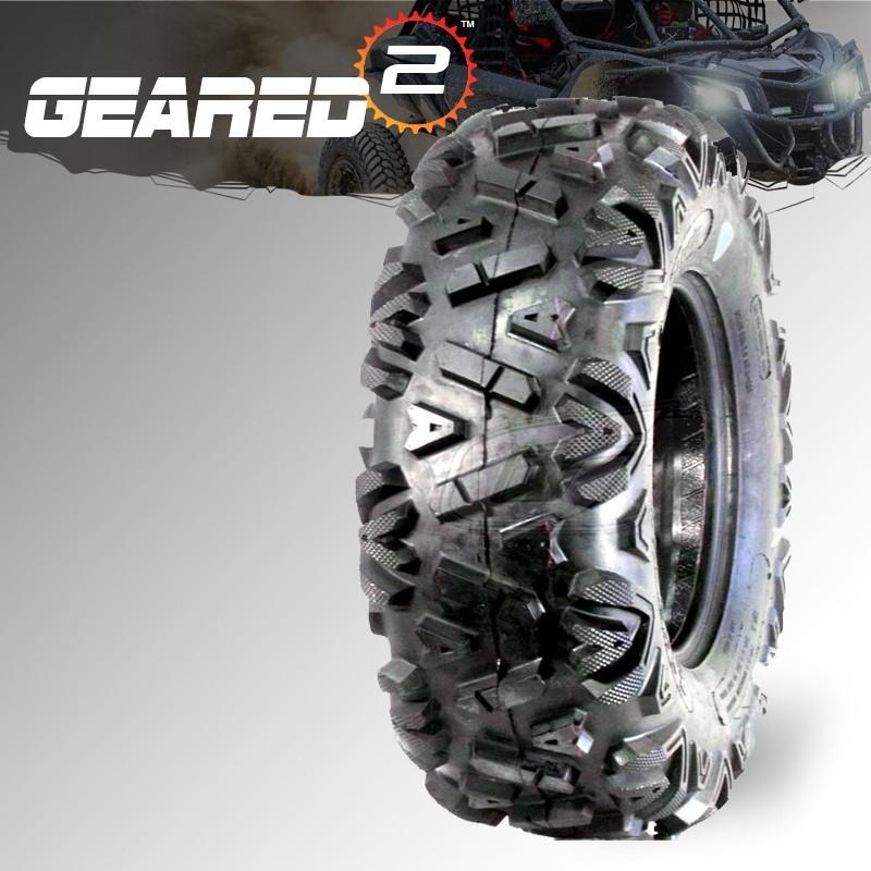 25x10x12 UTV Run Flat Tire
