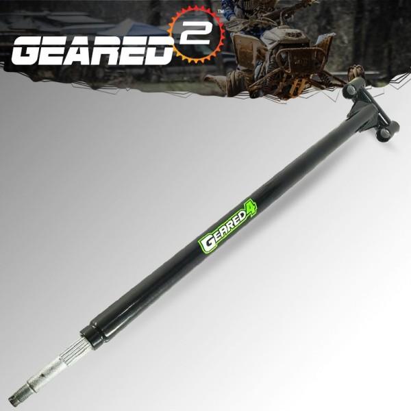 geared4 steering stem