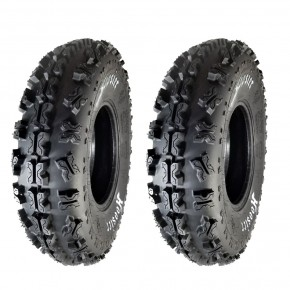 (2) 21x7-10 Front ATV Tire...
