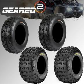 Raptor 700r ATV Tires kit