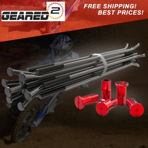 Rear Honda CRF450r Spokes...