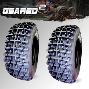 Yamaha YFZ450R Tires...