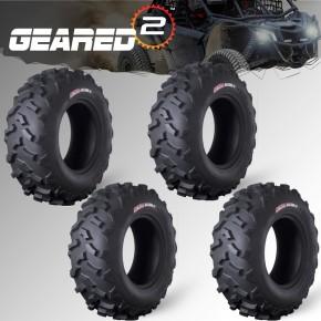 (4) 32x10x15 CanAm X3 Tires...