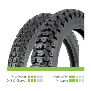 K270 Kenda Tires 2.75x18...