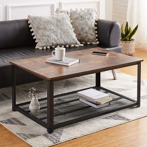 Coffee Table Rustic G2 L...