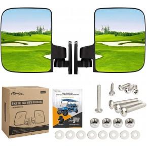 Golf Cart Mirror Folding...
