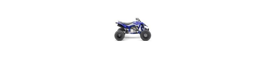 Yamaha YFZ 450r ATV Wheels Beadlocks and Rims | Geared2.com