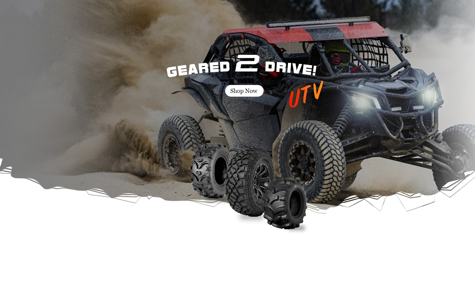 Geared2 Drive